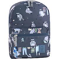 Рюкзак городской Bagland Молодежный mini 8 л еноты женский детский 00508664