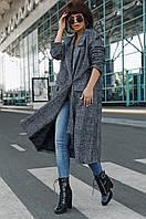 Женское прямое пальто oversize