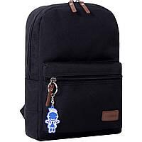 Рюкзак городской Bagland Молодежный mini 8 л черный женский детский 00508664