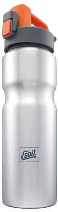 Фляга Esbit Drinking bottle Германия нержавеющая сталь (0,8 л), фото 2