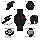 Оригинальные часы Skmei 9185 ( Скмей ) Design Red /  Design black, фото 4