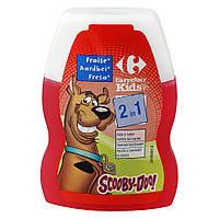 Детская зубная паста Скуби-Ду 2 в 1 Carrefour Kids Dentífrico 75 мл