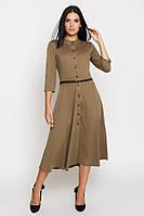 Платье Ульяна (PU2843, хаки), фото 1