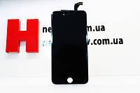 Дисплей iPhone 6 Plus с тачскрином черный оригинал (Китай)