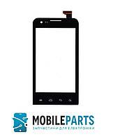 Сенсор (Тачскрин) для Prestigio MultiPhone PAP 4040 DUO (Черный) Оригинал Китай