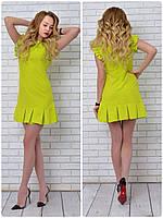 Платье 782 яблоко, фото 1