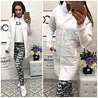 Куртка женская, модель 205/2, белый