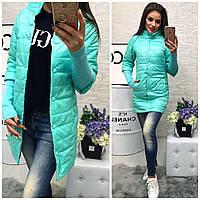 Куртка женская,  модель 205/2, мята