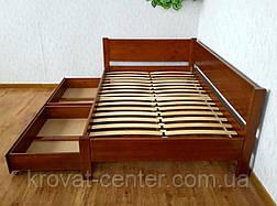 """Двуспальная кровать с ящиками """"Шанталь"""", фото 3"""