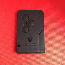 Смарт карта ключ RENAULT (Рено) Megan,Scenic ,Grand Scenic II  3 -кнопки, 433 Mhz