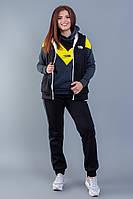 Спортивный костюм 3-ка батал №5254 рус, фото 1