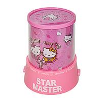 Проектор звездного неба Star Master Kitty Pink (gr006476)
