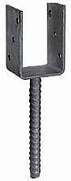 Опора стояка для бетона 80х60х100х5.0 мм
