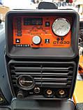 Аргоннодуговой сварочный аппарат WMaster CT-530 (CUT/TIG/MMA), фото 2