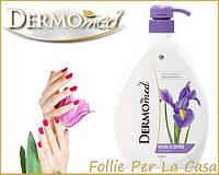 Dermomed Crema di Sapone Talco e Iris жидкое крем мыло для рук Тальк и Ирис 1 л - Италия
