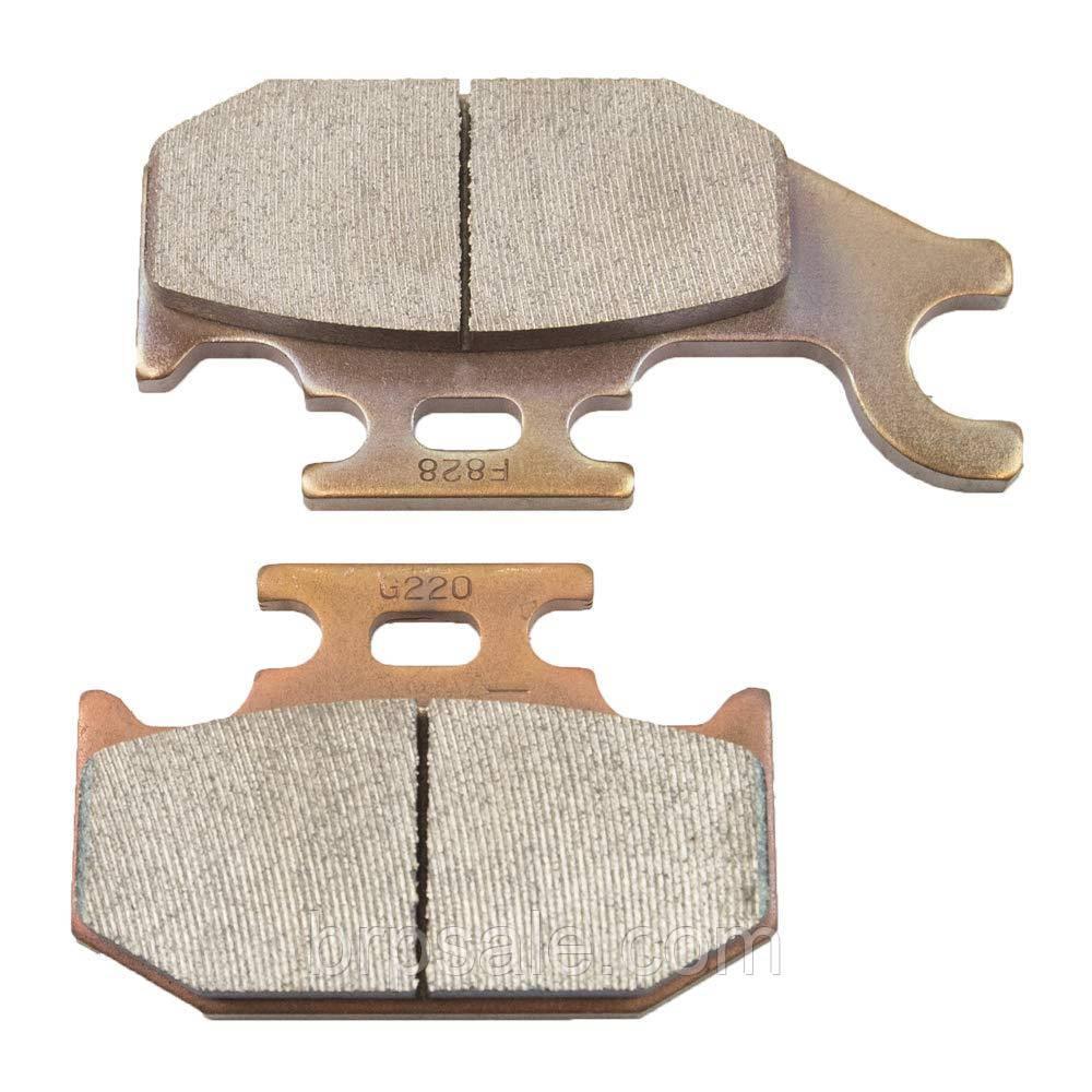 Тормозные колодки Can-Am BRP Rh pad kit