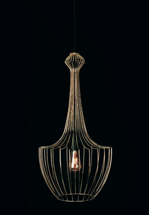 Подвесной светильник Nowodvorski LUKSOR S 8853 G