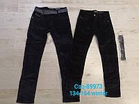 Брюки утепленные вельветовые для мальчиков оптом, Seagull, 134-164 см,  № CSQ-89973, фото 1