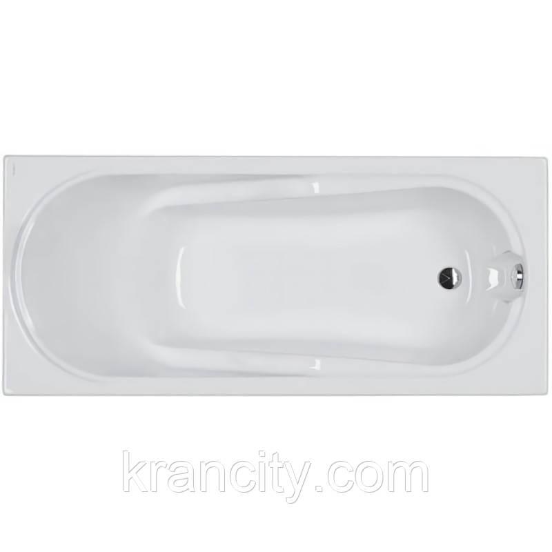 Ванна прямоугольная акриловая 180*80 см, с ножками SN7 KOLO COMFORT