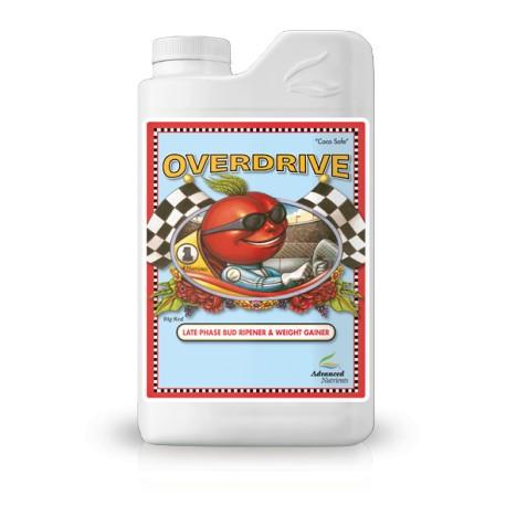 1л Overdrive Advanced Nutrients - Стимулятор цветения