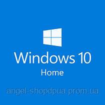 Лицензионный ключ Windows  10 Номе 32/64 bit Цифровая лицензия