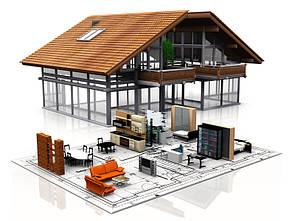 Индивидуальное архитектурное проектирование частных домов и коттеджей