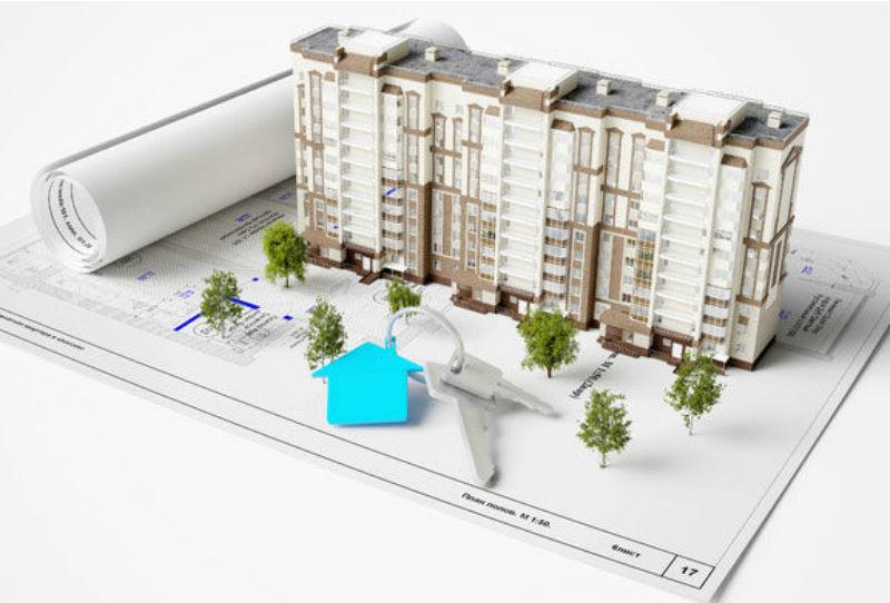 Проектирование жилых зданий и комплексов