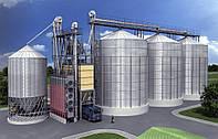 Проектирование зернохранилищ и элеваторов