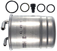 Фільтр паливний Knecht KL 490-1 MB Sprinter, Vio 09 OM651 - 188370