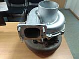 Турбокомпрессор ТКР 11С-31К (реставрация), фото 3