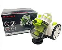 Пылесос вакуумный Blumberg DM-1409 мощность 3000 Вт контейнерный без мешка, фото 1