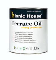 """""""Terrace Oil"""" Террасное масло 2,8 л .""""Strong"""""""