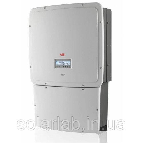 Інвертор мережевий ABB TRIO-27.6-TL-OUTD-S2X-400, потужність 27,6 кВт