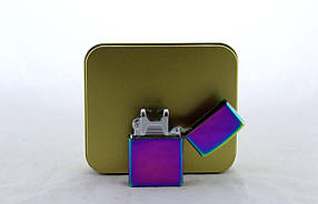 SALE! Зажигалка электроимпульсная USB 614 хамелеон, фото 2