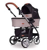 Детская универсальная коляска 2 в 1 EasyGo Virage Ecco Sand