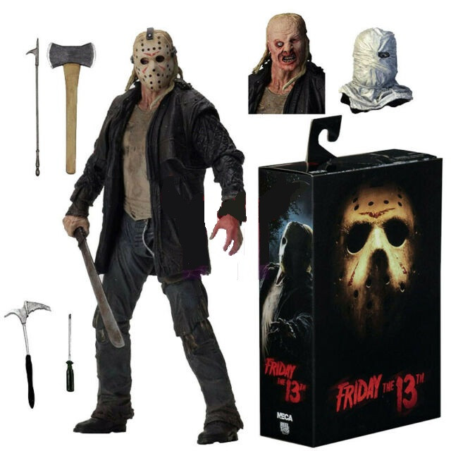 Фигурка Джейсон Вурхиз Из к/ф Пятница 13-е - Jason  Voorhees, Friday the 13th, Part 3, Neca