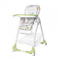 Детский стульчик для кормления TILLY Bistro Green