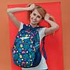 Молодежный рюкзак YES  T-23 Flamingo, 45*31*14.5                                          , фото 5