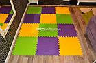 Напольный коврик-пазл для детей 500х500х10мм, фото 6