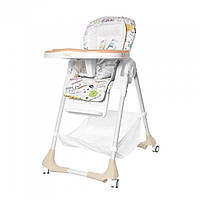 Детский стульчик для кормления TILLY Bistro Beige
