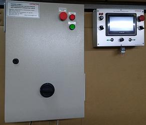 Система управления механизмом поворота театральной сцены на базе преобразователя частоты Hitachi. 2