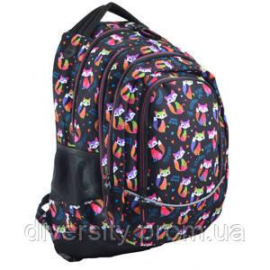 Молодежный рюкзак YES  2в1 Т-40 Sly fox, 49*32*15.5
