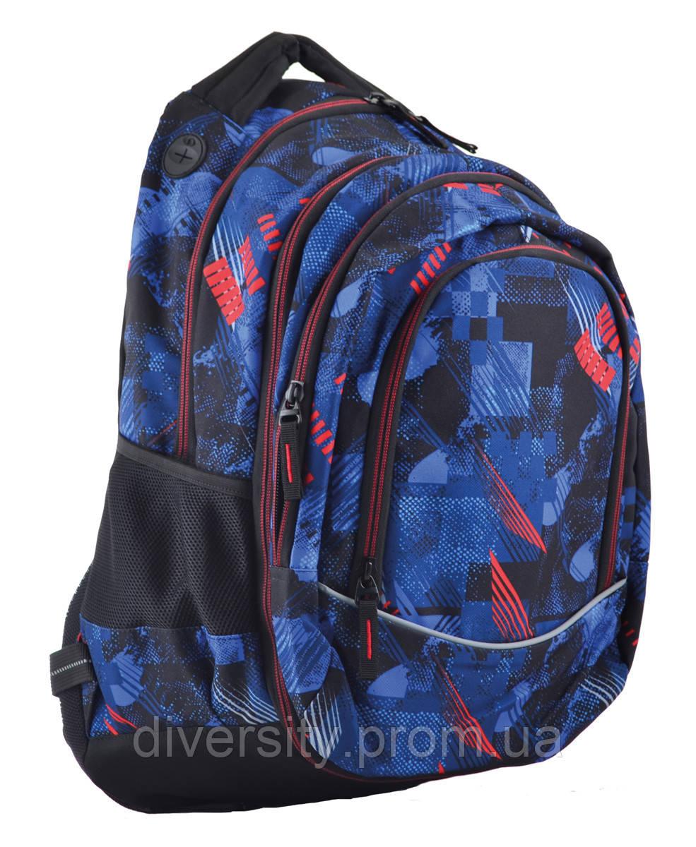 Молодежный рюкзак YES  2в1 Т-40 Trace, 49*32*15.5