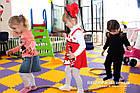 Напольный коврик-пазл для детей 500х500х10мм, фото 8