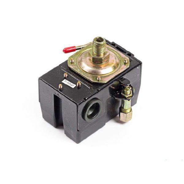 Автоматика к компрессору 380в 5 квт Iron (контрольно-распределительный блок компрессора-прессостата)