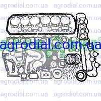 Набор прокладок двигателя Д-260 (МТЗ-1221) паронит+рти+герметик