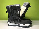 Сапоги Ботинки Сноубутсы Зима на Девочку тм Alemy Kids 29 р 18,8 см, фото 3