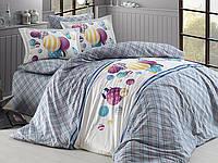 Комплект постельного белья First Choice Ranforce Deluxe евро Halley