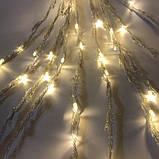 Гирлянда Водопад на 400 лампочек, 3*3 м, фото 8