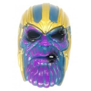 Маска Таноса в шлеме